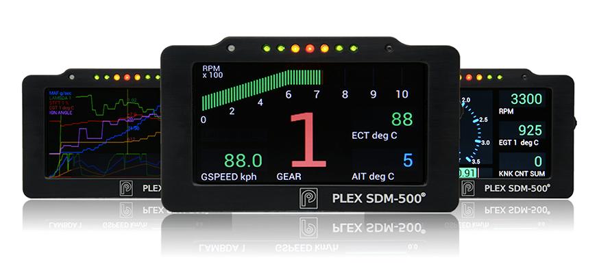 Plex Tuning SDM Display