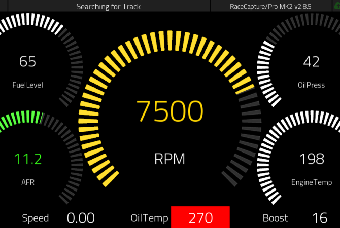 RaceCapture/Pro Datenlogger – Race Electronic